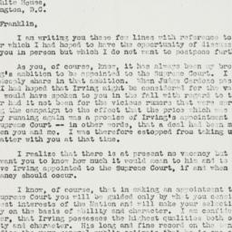 Letter: 1939 January 10