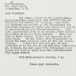 Letter: 1941 February 24