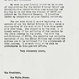 Letter: 1943 November 13