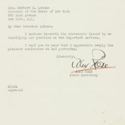 Letter : 1939 August 17