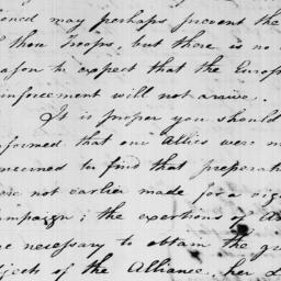 Document, 1779 August 14