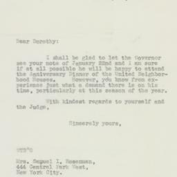 Letter : 1936 January 24