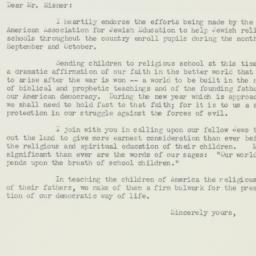 Letter : 1942 July 30