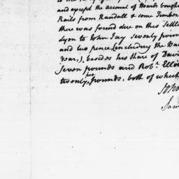 Document, 1788 September 10