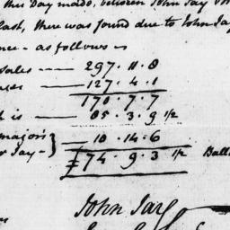 Document, 1796 October 04