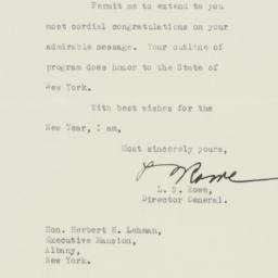 Letter : 1936 January 3