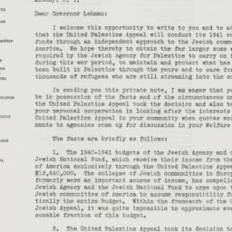 Letter : 1941 January 8