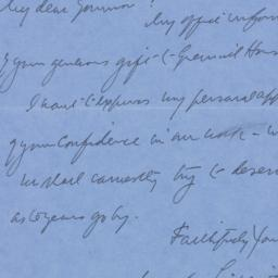 Letter : 1936 August 21