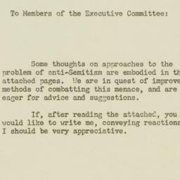 Memorandum : 1947 April 1