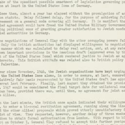 Manuscript : 1947 October 16