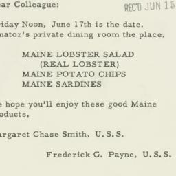 Note : 1955 June 14