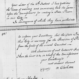 Document, 1797 November 21