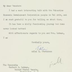 Letter : 1953 June 19