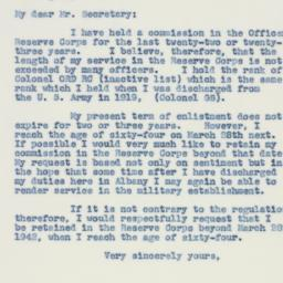 Letter : 1942 March 3