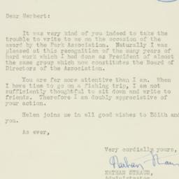 Letter : 1938 May 10