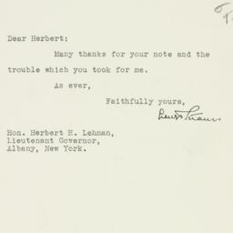 Letter : 1932 January 8