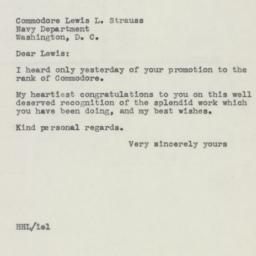 Letter : 1945 September 18