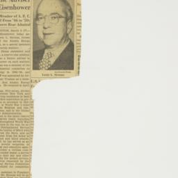 Clipping : 1953 March 10