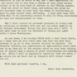 Letter : 1946 April 4