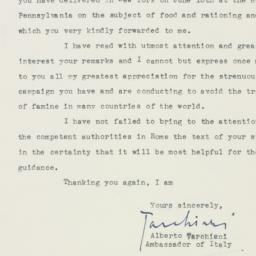 Letter : 1946 June 26