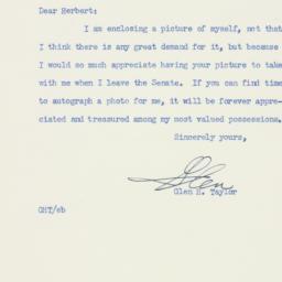 Letter : 1950 December 28