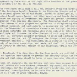 Press release : 1950 July 10