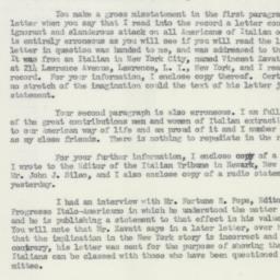 Letter : 1951 April 5