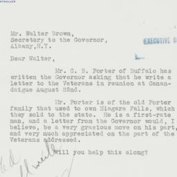 Letter : 1935 July 30