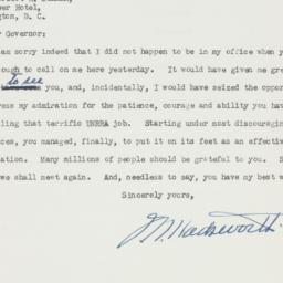 Letter : 1946 April 12