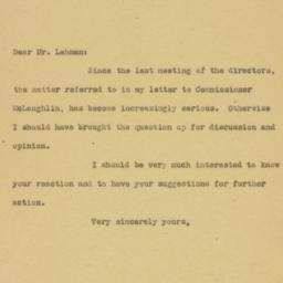 Letter : 1926 December 13