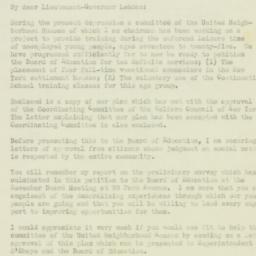 Letter : 1930 December 30