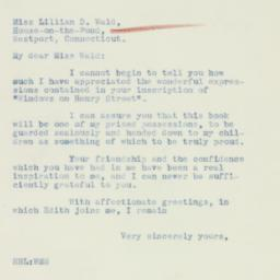 Letter : 1934 March 26