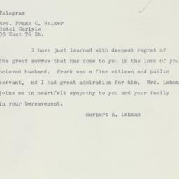 Letter : 1959 September 15