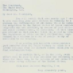 Letter : 1936 June 15
