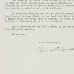 Letter : 1942 September 4