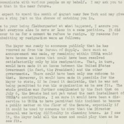 Letter : 1946 July 23