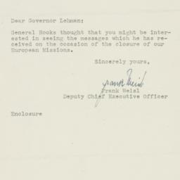 Letter : 1947 July 17