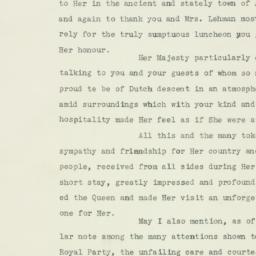 Letter : 1942 July 29