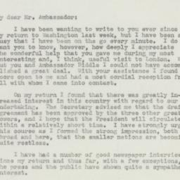 Letter : 1943 May 11