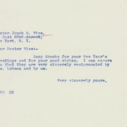 Letter : 1939 September 18