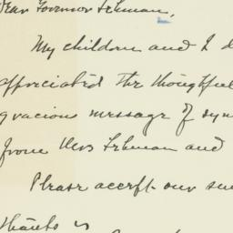 Letter : 1935 July 3