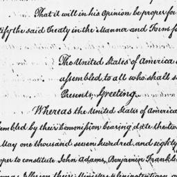 Document, 1787 May 05