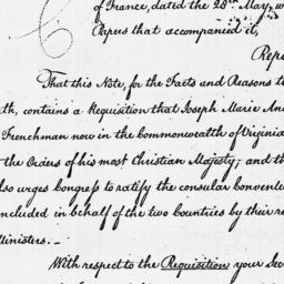 Document, 1788 June 06