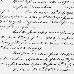 Document, 1786 April 28