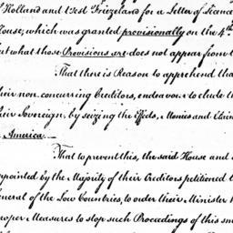 Document, 1786 February 28