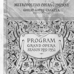 1 program, 1932