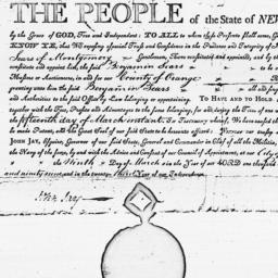 Document, 1799 March 09