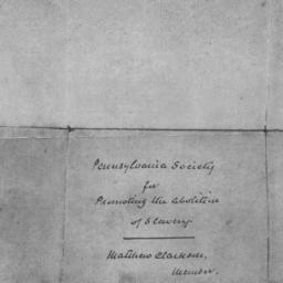Document, 1792 October 06