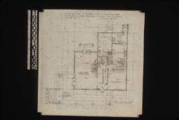 First floor plan : Sheet no. 2\,