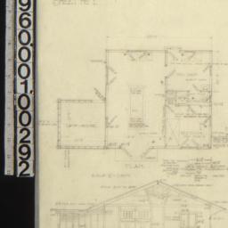 Residence for Mrs. Louise B...